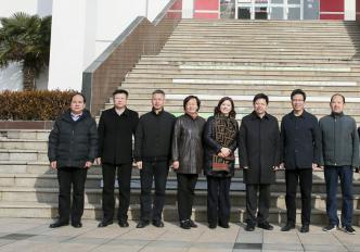 省应急管理厅杨旭峰副厅长等视察赣榆高中